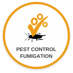 logo offering Pest control fumigation services
